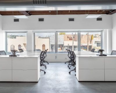 West Hollywood Fully Furnished Co-Working Set-up + Meeting Room, Los Angeles, CA
