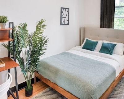 Furnished Private Full Room in Central Harlem#117A