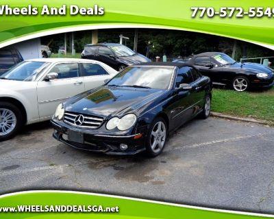2007 Mercedes-Benz CLK-Class CLK550 Cabriolet