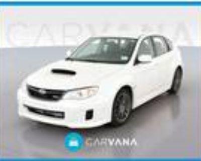 2013 Subaru Impreza White, 25K miles