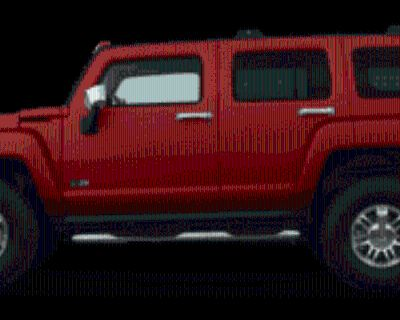 2006 HUMMER H3 SUV