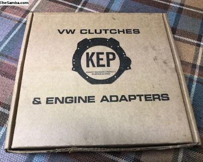 New in box KEP 228' stock clutch disk