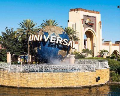 Universal Orlando Getaway! Comfy Unit Near Theme Parks - Florida Center