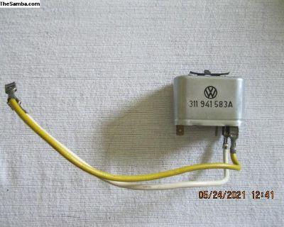 Headlight Relay 12 V