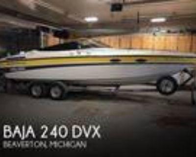 24 foot Baja 240 Dvx