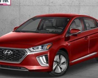 2020 Hyundai Ioniq Hybrid SE