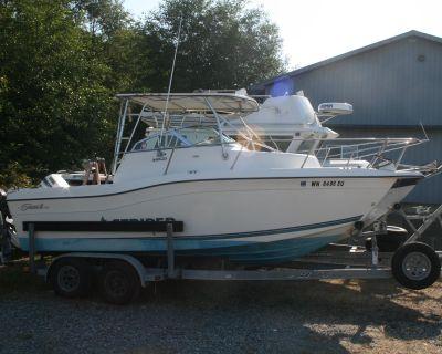 1997 Seaswirl Striper 2100