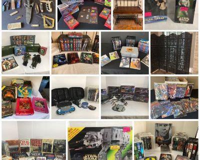 Collector's Dream - GI Joe, Star Trek, Movies, History Memorabilia and More!