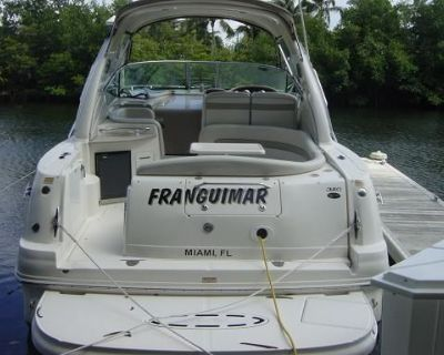 2002 32' Sea Ray 320 Sundancer