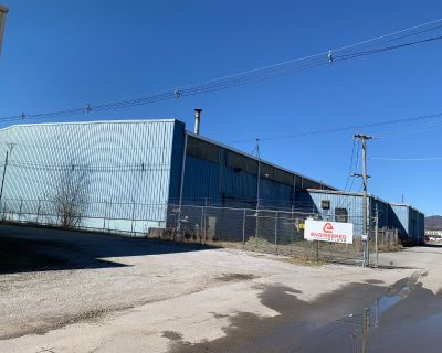 Heavy Industrial Manufacturing Facility - 3033 Alton Park Blvd.