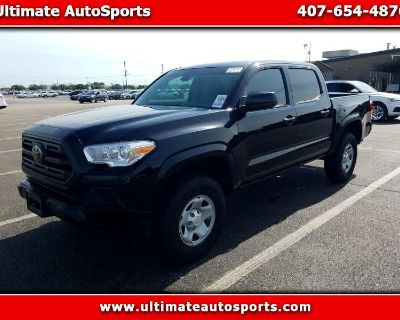 2019 Toyota Tacoma 2WD SR Double Cab Short Bed I4 AT
