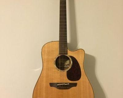 FS Takamine TAN16C Acoustic-Electric guitar