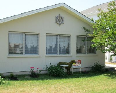 18 Chicago - Cottage-Dog Friendly W/Fenced Yard - Ocean Block - Rehoboth by the Sea