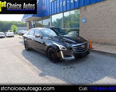 Used 2016 Cadillac CTS Sedan 4dr Sdn 3.6L Luxury Collection AWD