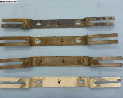 License plate brackets type 3
