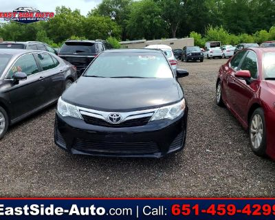 Used 2013 Toyota Camry 4dr Sdn I4 Auto L (Natl)