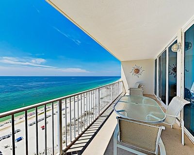 Gulfside Condo at The Lighthouse w/ Pools, Hot Tubs & Direct Beach Access - Gulf Shores