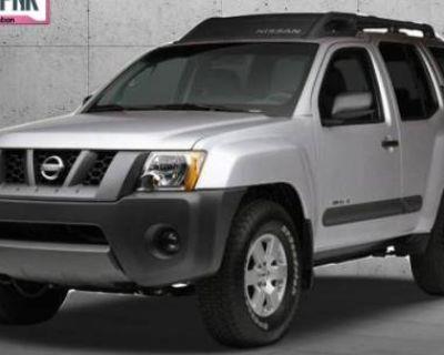 2009 Nissan Xterra X