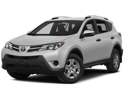Pre-Owned 2014 Toyota RAV4 Limited FWD 4D Sport Utility