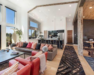 Exquisite Modern Home With Koi Pond, Hot Tub, Near Basalt & 25 Min to Aspen! - El Jebel