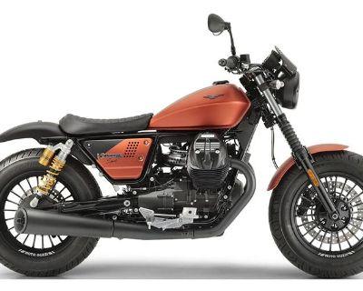 2020 Moto Guzzi V9 Bobber Sport Cruiser West Chester, PA