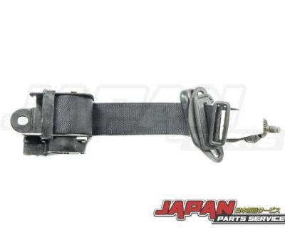89-93 Nissan Skyline R32 Oem Rear Seat Belt Hcr32 Bnr32
