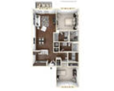 River Crossing Apartments - The Lancaster 2 BR 2 BA