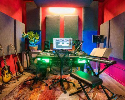 Hawthorne Sound Recording/Mixing Studio, Hawthorne, CA