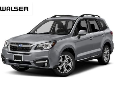 Pre-Owned 2017 Subaru Forester 2.5i Touring