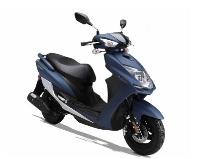 2021 Italica Motors Lampo 150cc Scooter Savannah, GA