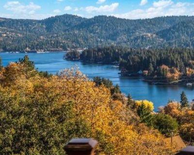 North Shore Retreat   Big Lake & Mountain Views   Game Room - Lake Arrowhead