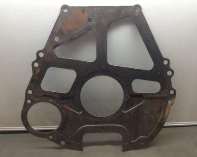 Ford 7.3l Diesel Transmission Shield (aa-9) #f24573
