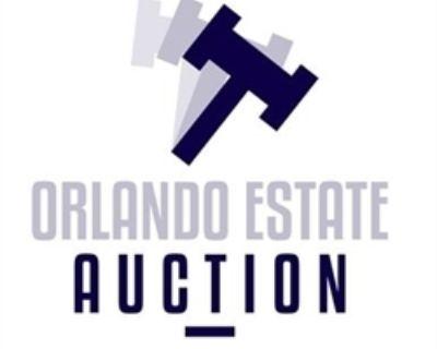 Orlando Estate Auction