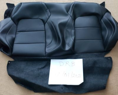 Leather seat covers - 2020 GT Premium Convertible Approx. 10,000 miles