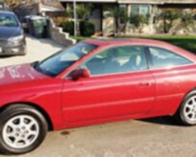 Toyota Camry Solara 2000 Auto, A/C Moon Roof. Current tags