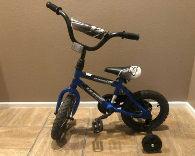 Toddler Huffy Bike with Training Wheels