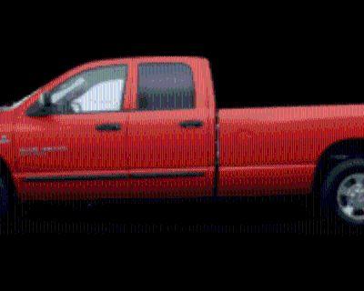 2006 Dodge Ram 2500 Laramie Mega Cab Regular Bed 2WD