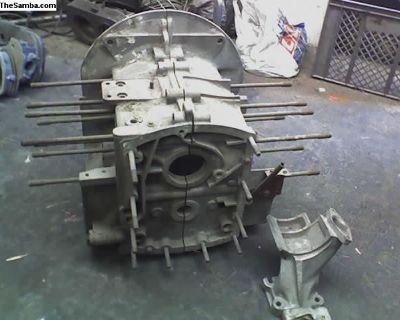 PORSCHE 356 engine block