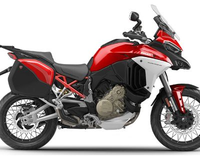 2022 Ducati Multistrada V4 S Travel & Radar Spoked Wheel Dual Purpose West Allis, WI