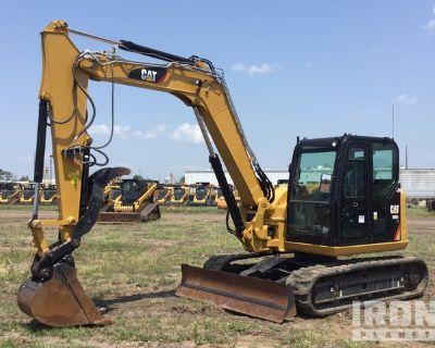 2017 Cat 308E2 CR Mini Excavator