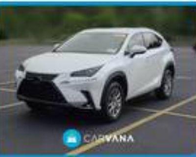 2020 Lexus NX 300 White, 11K miles