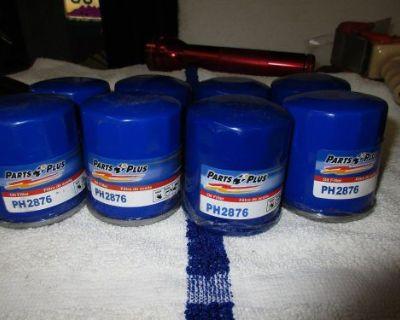 8-parts Plus Oil Filter Ph2876