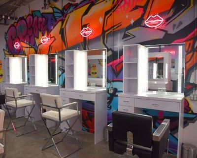 Urban meets Glam Studio in the heart of the Noho Arts District!, North Hollywood, CA