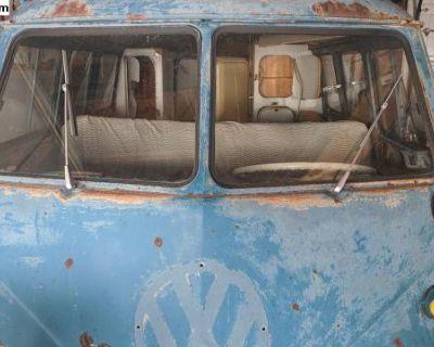 1961 SO 34 Flip Seat Sub Hatch