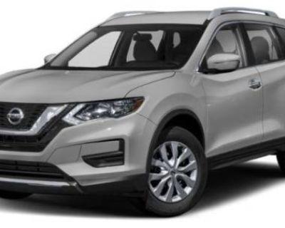 2019 Nissan Rogue S