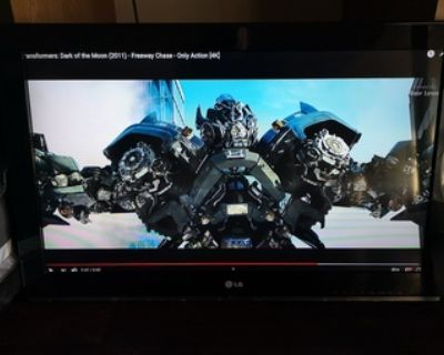 "32"" LG TV (not smart TV)"