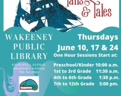 Summer Library Program