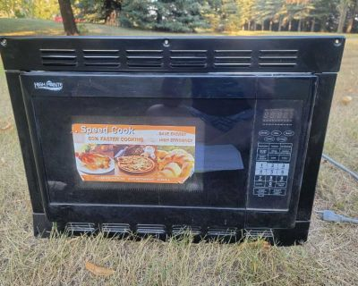 Brand new Microwave for an RV