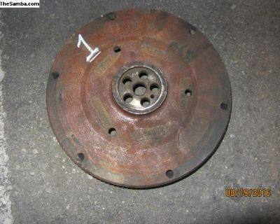 bay or vanagon flywheel #1