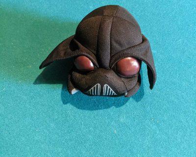 Angry Bird Star Wars Darth Vader